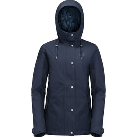 Jack Wolfskin Mora Jacket Women midnight blue